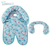 Creative new baby stroller car seat special protection pillow neck U-shaped pillow