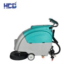 China Professional Manufacturer Dual-Brush Floor Scrubber