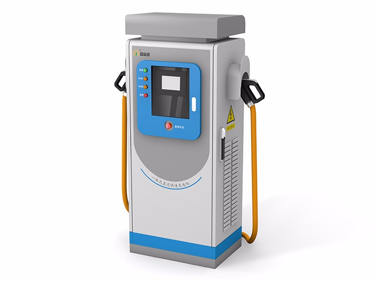 High Quality 45KW Integrated smart DC Level3 EV Charging Station