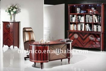 New Modern Wooden Hom Office Furniture Set Moq 1set B7136