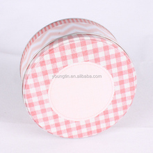달콤한 printing design cookies, 비스킷 및 small 케이크 use gift metal tin box