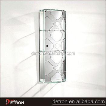 Pulire vetro temperato bagno specchio contenitore angolo - Pulire specchio ...