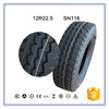 Alibaba express cheap price 12R22.5 used truck tires