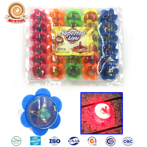 2018 New Product Light Up Gyro Spinning Top Chinese Toys
