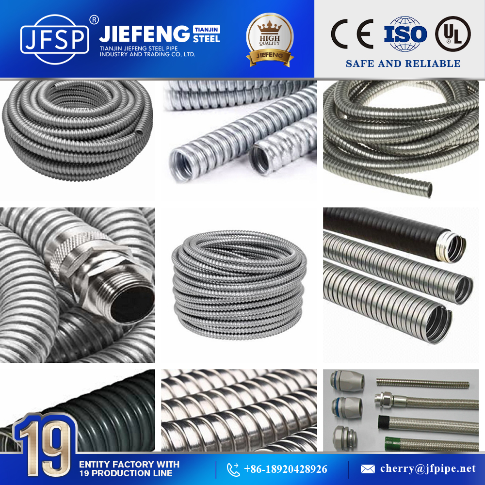 Electrical Wiring System 201 304 Stainless Steel Flexible Metal What Is A Conduit