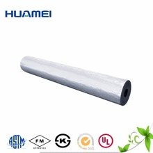 pvc plastic thermal insulation pipe and tube aluminium and building material