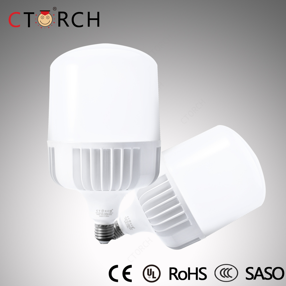 CTORCH High Power 60W LED <strong>Bulb</strong> Die Casting Aluminum T-<strong>Bulb</strong> with CE Approval