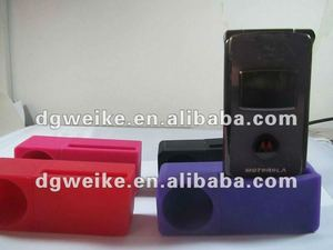 silicone sound box