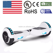 UL2272 6.5inch balance scooter hoverboard two wheel