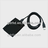 Mango Single USB HF RFID Keyboard port IC card reader(TK9013 )