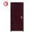 Cheapest PVC MDF Flush Solid Wood Interior Bathroom Hotel Door MDF+Honey Comber Door