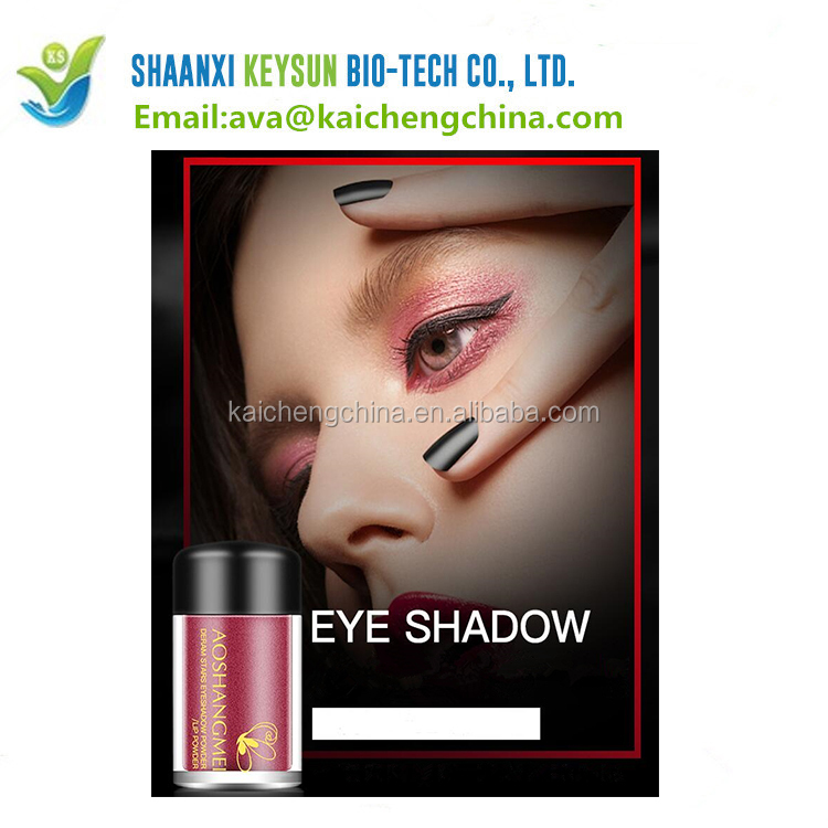 Recommend Baked Powder Eye shadow powder Mineral Eye shadow Loose Private Label Cruelty Free Eyeshadow