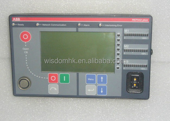Used Ref542plus Abb Automation Machine Terminal Plc - Buy Ref542plus,Plc  For Ref542plus,Plc For Ref542plus Product on Alibaba com