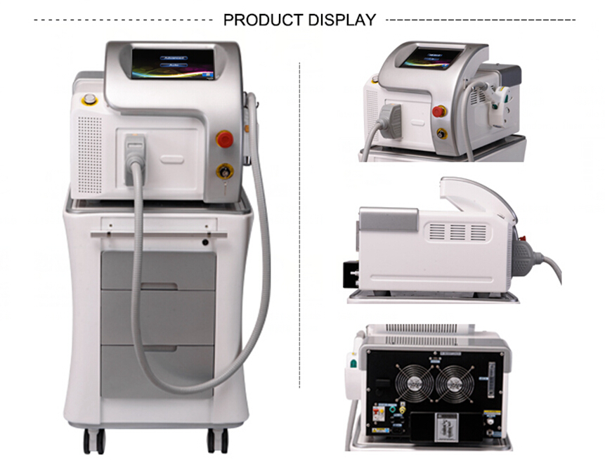 milesman hair removal diode laser machine