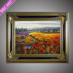 Digital miniature paintings and frames classical painting frame for living room decor