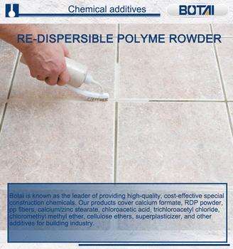 Redispersible Powder For Tile Grout Decoration