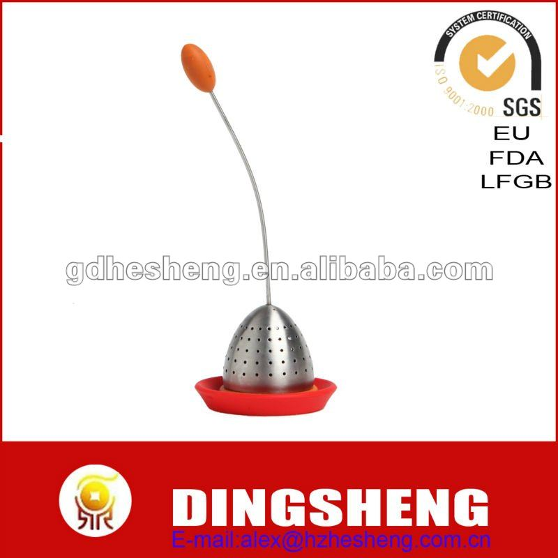 silicone filter tea/silicone tea infuser/tea filter