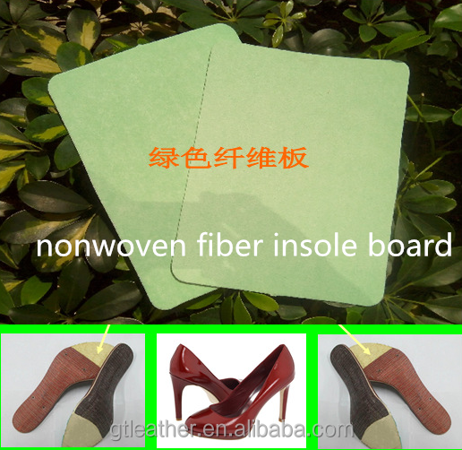 insole board with eva laminated with fiber for leather shoes insole