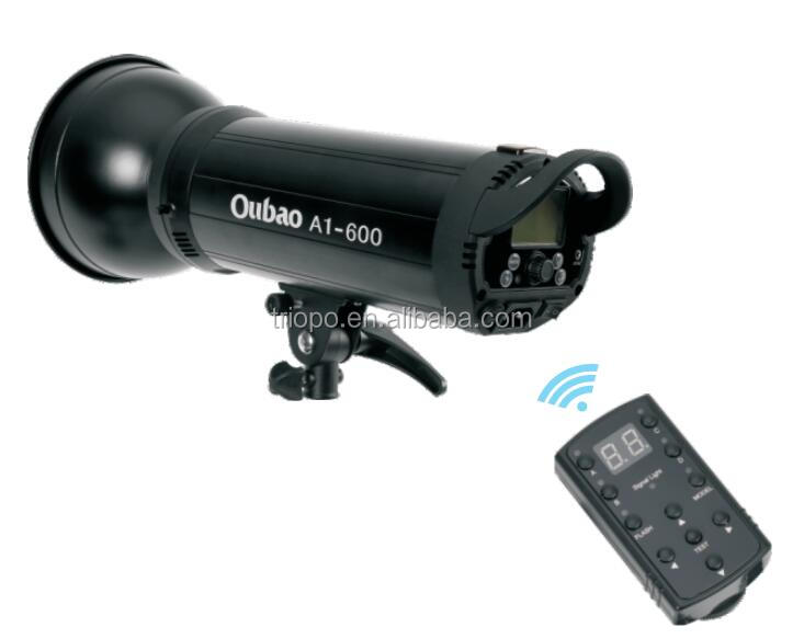 OUBAO A1-600w photo studio flash, strobe, photographic equipment
