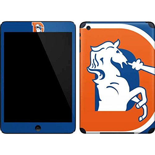 NFL Denver Broncos iPad Mini (1st & 2nd Gen) Skin - Denver Broncos Retro Logo Vinyl Decal Skin For Your iPad Mini (1st & 2nd Gen)