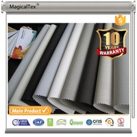 OEM acceptable Waterproof Roller Shade Fabrics For Windows