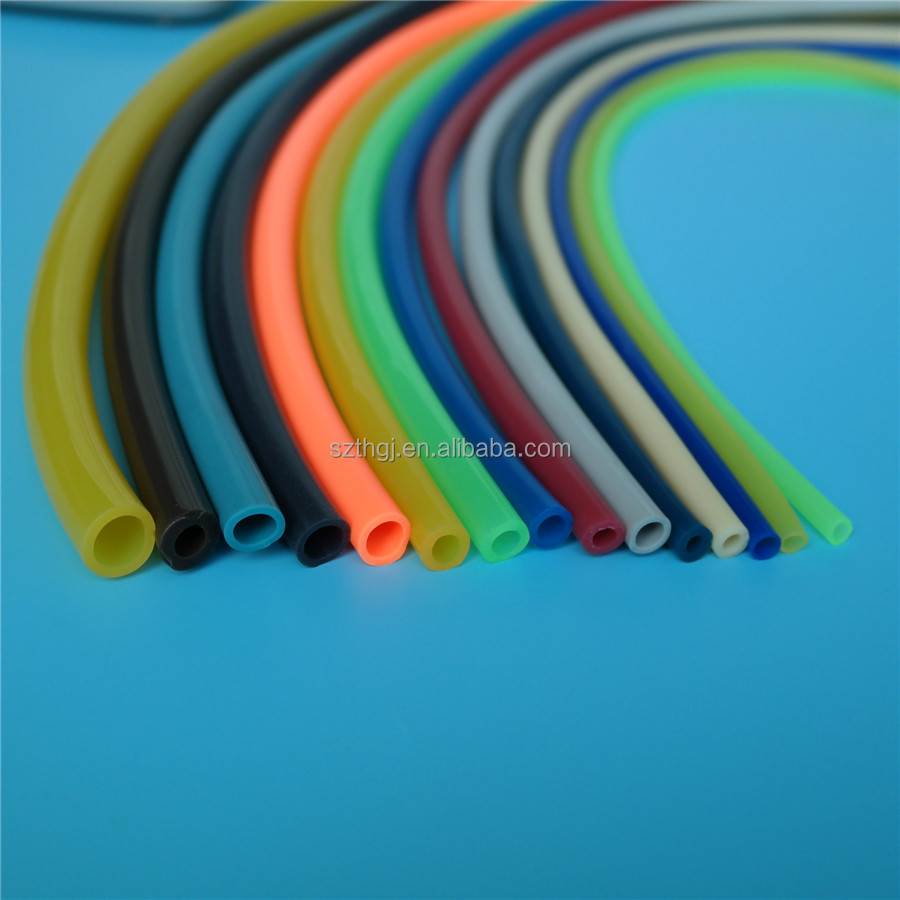 FDA food grade flexible silicone hose/tube/pipe with high quality