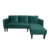 Cheap Simple stylish israel sofa bed green home furniture sofa