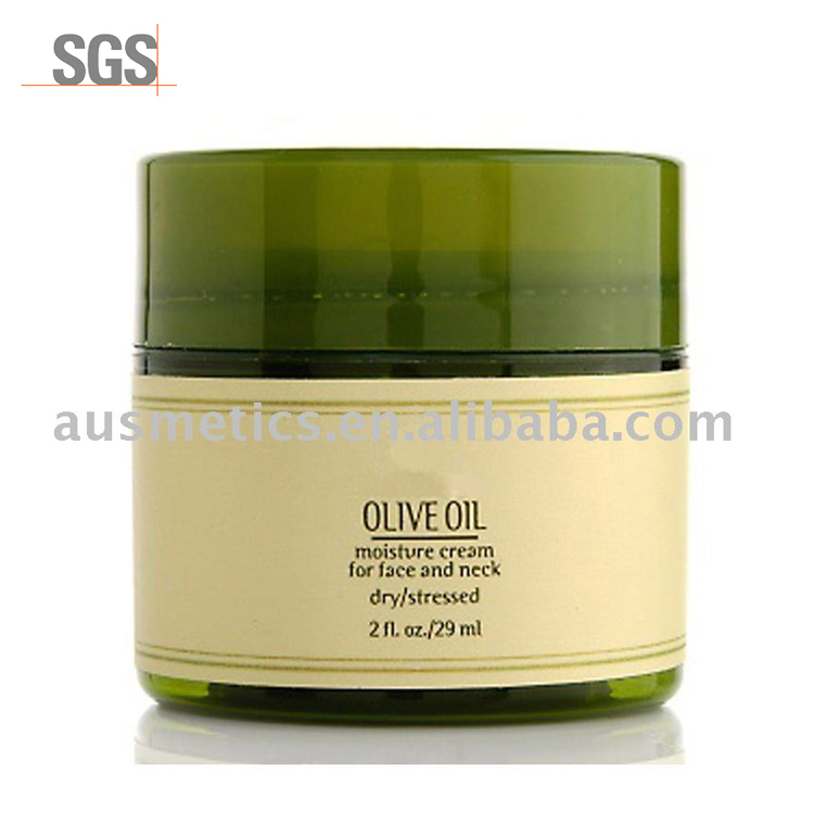 100% Olive Oil Face Cream&Skin Care Cream&Cosmetic