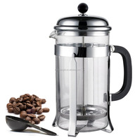 Best Selling Double Walled Stainless Steel French Press Coffee Maker