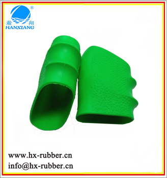 bicycle handle bar grips rubber handlebar grips