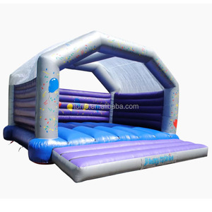commercial Celebration Balloon Party bouncy castle inflatable jumping castle with prices for kids and adults