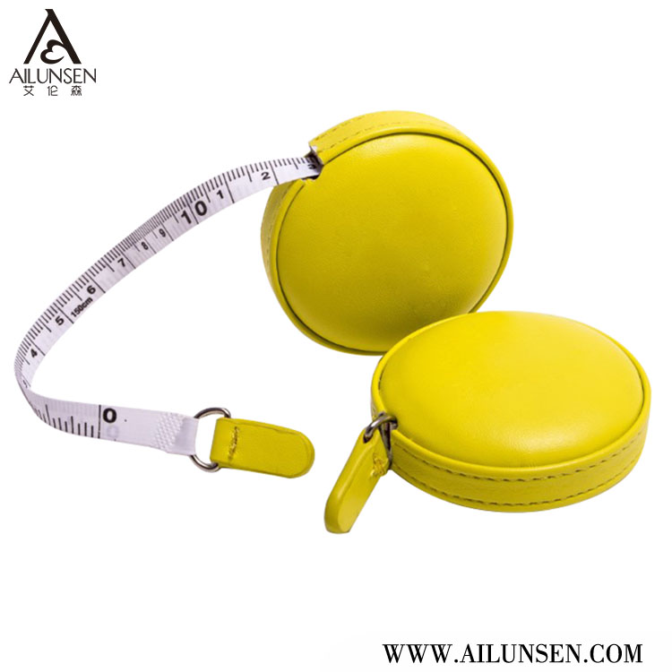 Best Selling Round Shape Leather 15m Tape Measure