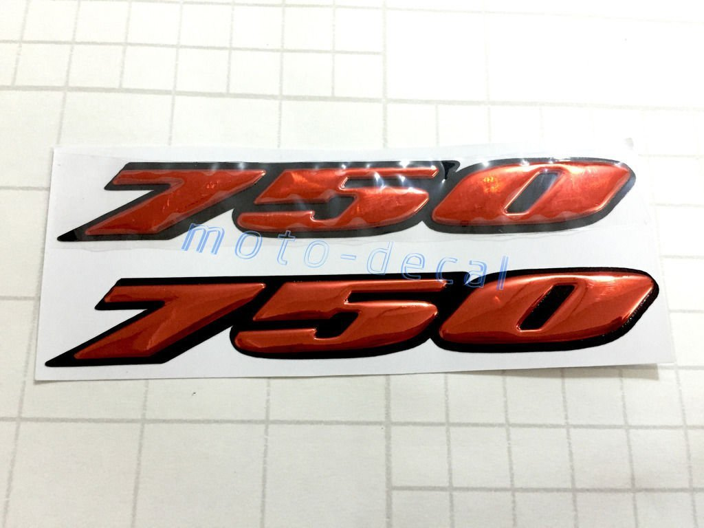 Decal Story 3D Emblem Sticker Decal Black Raise Up Polish Gloss For Suzuki V-Strom DL 1000