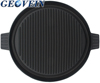 As on Tv Iron Cast Non-stick Round Shape Griddle pan