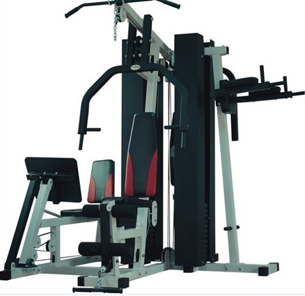 KY-3012 Ganas 5 in 1 gym equipment multi station Gym Club Use Equipment