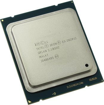 INTEL XEON CPU processor E5-2620 v2 (15M Cache, 2.10 GHz)