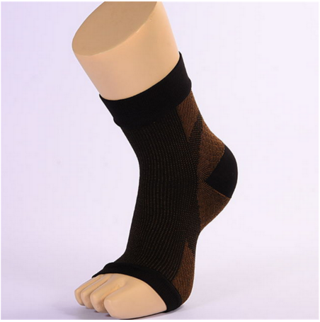 New Design Men and Women Arch Support Compression Sock Foot Sleeve Sports Ankle Support