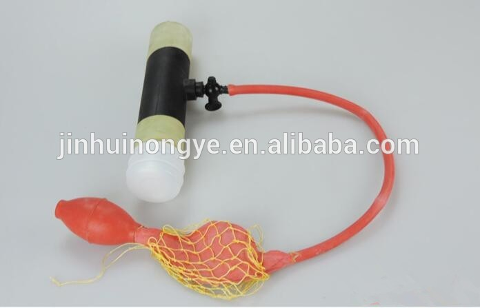 Manual and simple animal sperm collector for artificial insemination of cattle, sheep, horses, pigs and farmers
