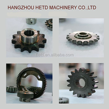Transmission Machine Parts Chain Sprocket Motorcycle Chain Sprocket