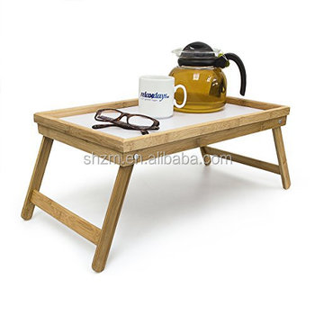 Fine Bamboo Foldable Breakfast Table Kitchen Folding Serving Tray Laptop Desk Bed Table Buy Folding Breakfast Table Bamboo Folding Table Breakfast In Bed Home Interior And Landscaping Transignezvosmurscom