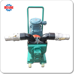 YHCB mechanical seal gear diesel unloading pump