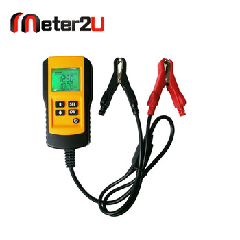 Car digital battery tester analyzer