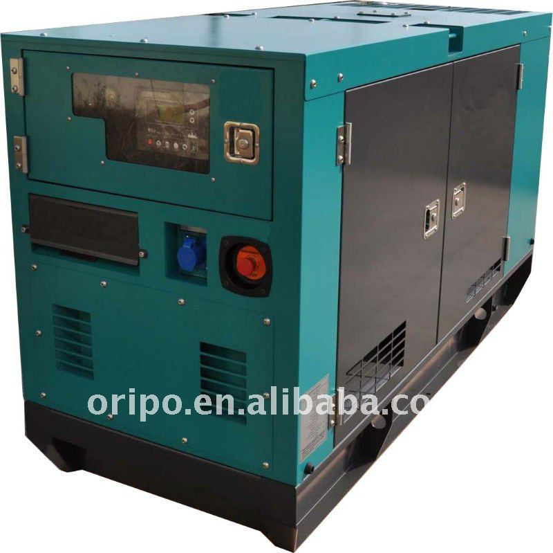 Foshan City Water Cooled 100kva Electric Generator With ...