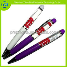2013 Hot customized floater & logo liquid eyeliners pen