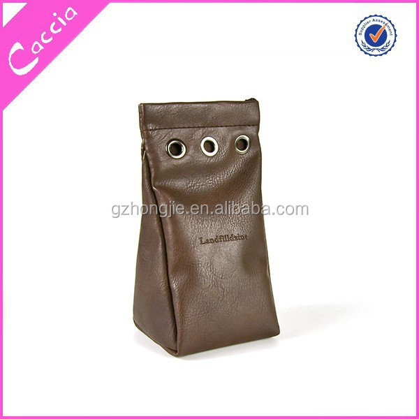 2015 New Arrival PVC leather custom toiletry makeup bags for women