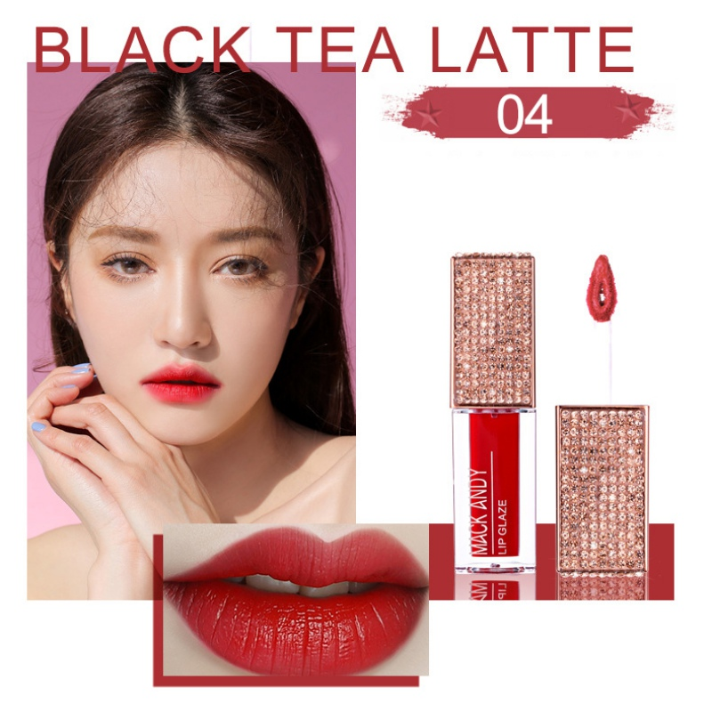 Makeup OEM Fashion Warna Cair 6 Warna Matte Lipgloss Glossy Grosir Private Label Jelas Lip Gloss
