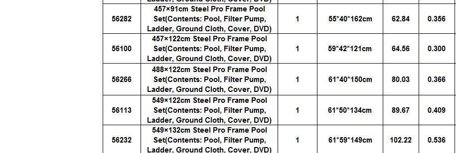 Bestway Swimming Pool Maintenance Kit