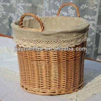 Vegetable potato storage basket sale round wicker basket wholesale & Vegetable Potato Storage Basket Sale Round Wicker Basket Wholesale ...