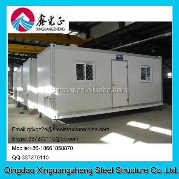 Prefab container villa container house container home movable home