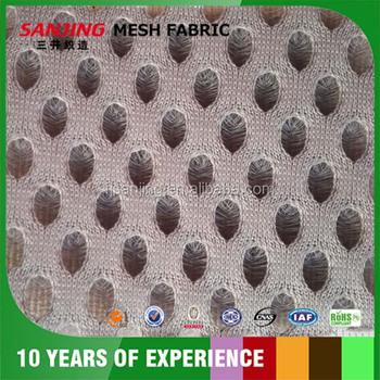 Popular Tent Fabrics Warp Knitted Printing Plain Dyed Polyester 3D Mesh Fabric & Popular Tent Fabrics Warp Knitted Printing Plain Dyed Polyester 3d ...